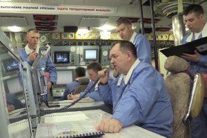 У нас в гостях командир К535  «Юрий Долгорукий» кап. В.Ширин